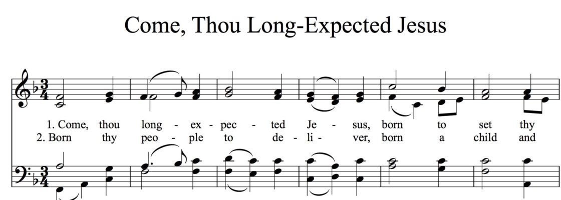 Hymn of the Month!